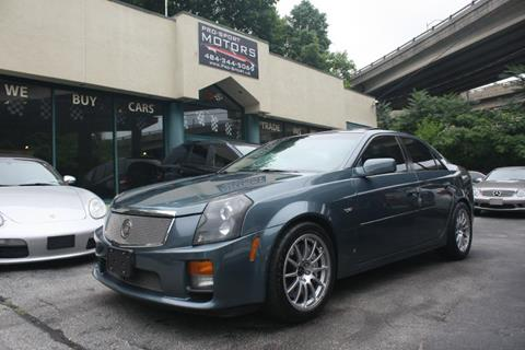 2006 Cadillac CTS-V for sale at Pro-Sport Motors in W Conshohocken PA