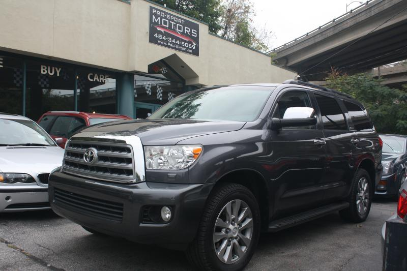 2011 Toyota Sequoia for sale at Pro-Sport Motors in W Conshohocken PA