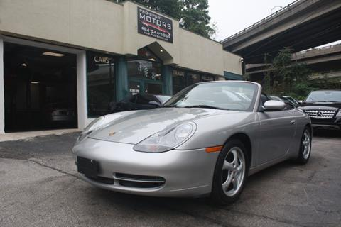 2000 Porsche 911 for sale in W Conshohocken, PA