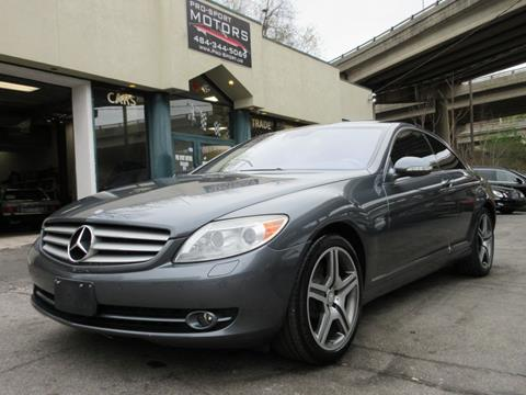 2009 Mercedes-Benz CL-Class for sale in W Conshohocken, PA