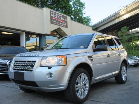 2009 Land Rover LR2 for sale in W Conshohocken, PA