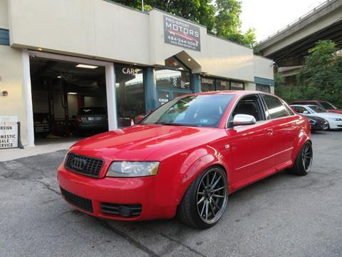 2005 Audi S4 for sale in W Conshohocken, PA