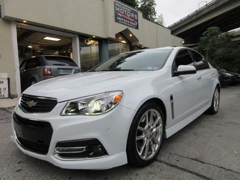2014 Chevrolet SS for sale in W Conshohocken, PA