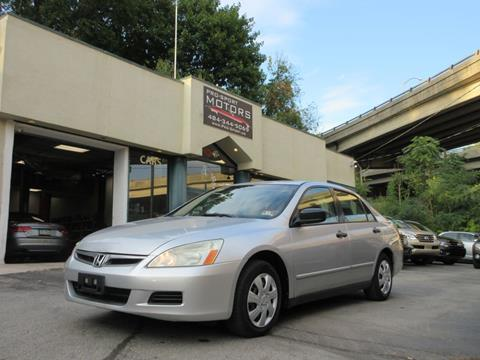 2006 Honda Accord for sale in W Conshohocken, PA
