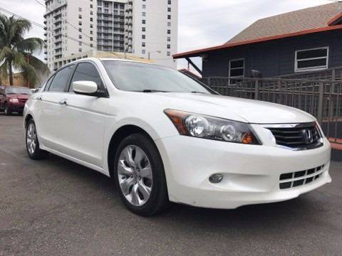 2010 Honda Accord for sale in Miami, FL