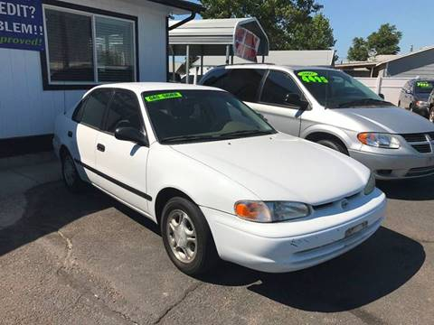 2001 Chevrolet Prizm for sale in Union Gap, WA