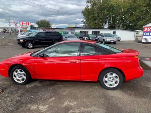 Saturn S Series For Sale In Washington Carsforsale