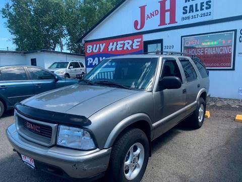 Used Chevrolet Blazer For Sale Carsforsale Com