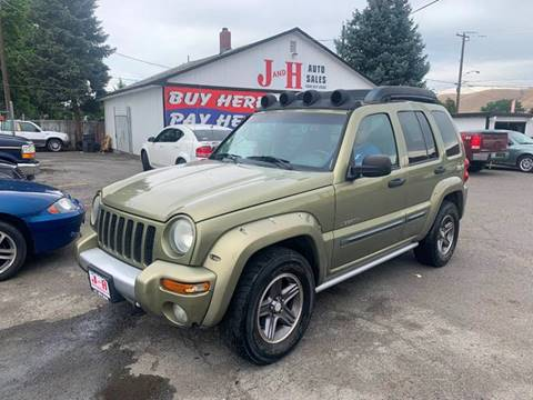 2004 Jeep Liberty for sale in Union Gap, WA