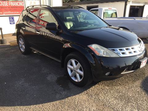 2003 Nissan Murano for sale in Union Gap, WA