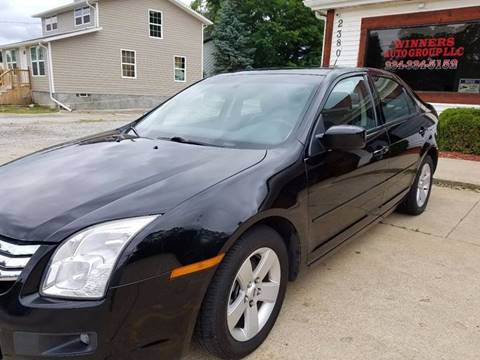 2007 Ford Fusion for sale in Akron, OH
