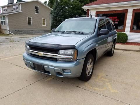2006 Chevrolet TrailBlazer for sale in Akron, OH
