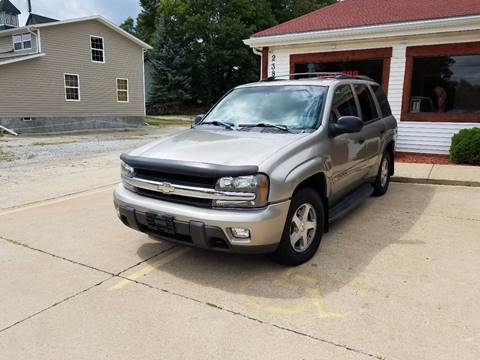 2003 Chevrolet TrailBlazer for sale in Akron, OH