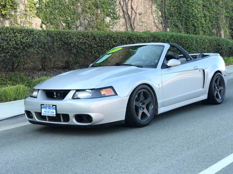 2003 Ford Mustang SVT Cobra for sale in Spring Valley, CA