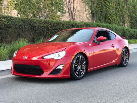 2014 Scion FR-S for sale in Spring Valley, CA