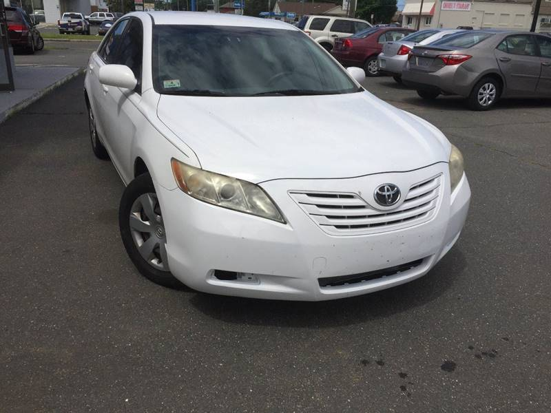 2007 Toyota Camry For Sale At Best Value Auto Service And Sales In  Springfield MA