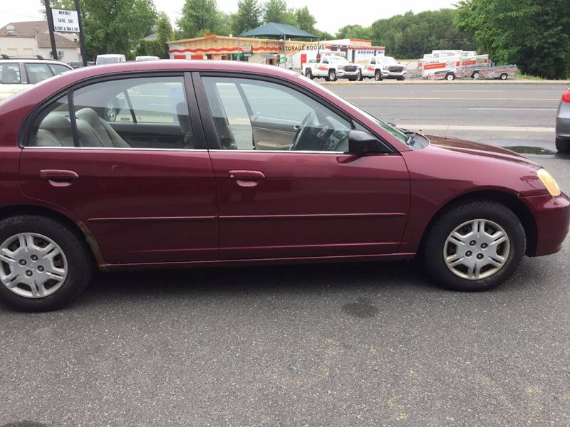 2002 Honda Civic For Sale At Best Value Auto Service And Sales In  Springfield MA