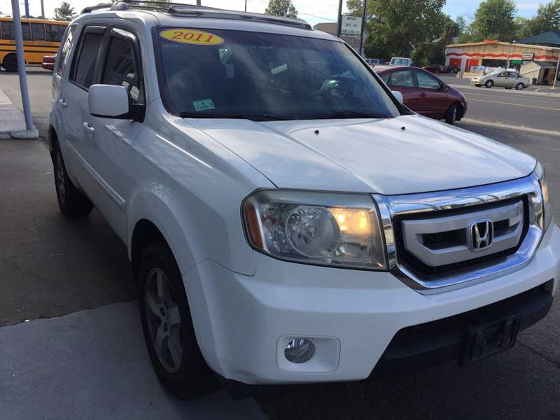 2011 Honda Pilot For Sale At Best Value Auto Service And Sales In  Springfield MA