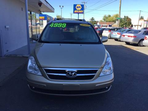 2007 Hyundai Entourage for sale in Springfield, MA