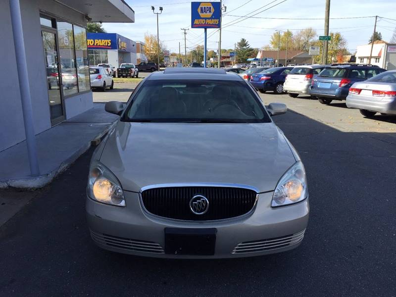Buick Lucerne CXL V In Springfield MA Best Value Auto - Buick springfield