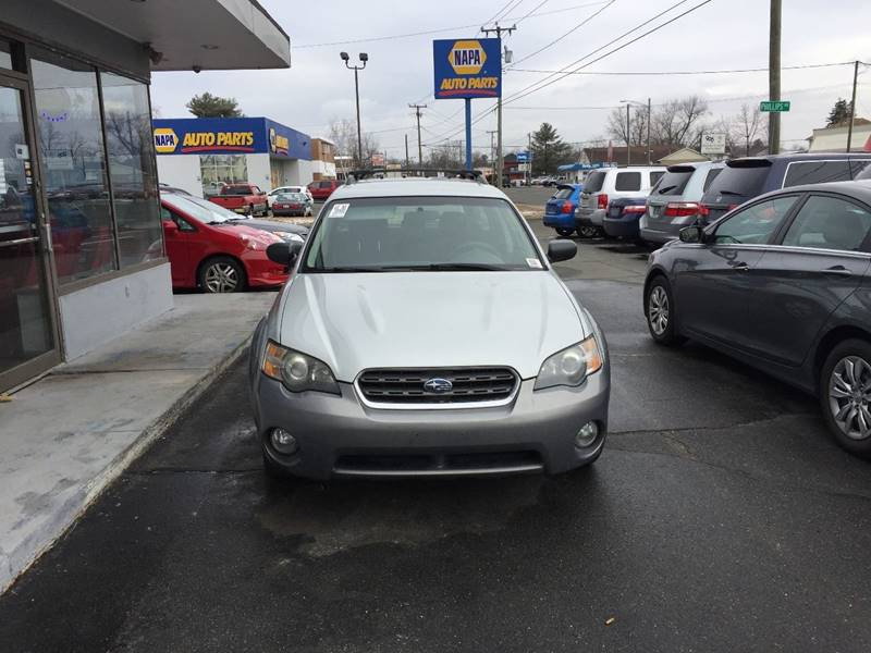Best Value Auto >> 2005 Subaru Outback 2 5i In Springfield Ma Best Value Auto Service