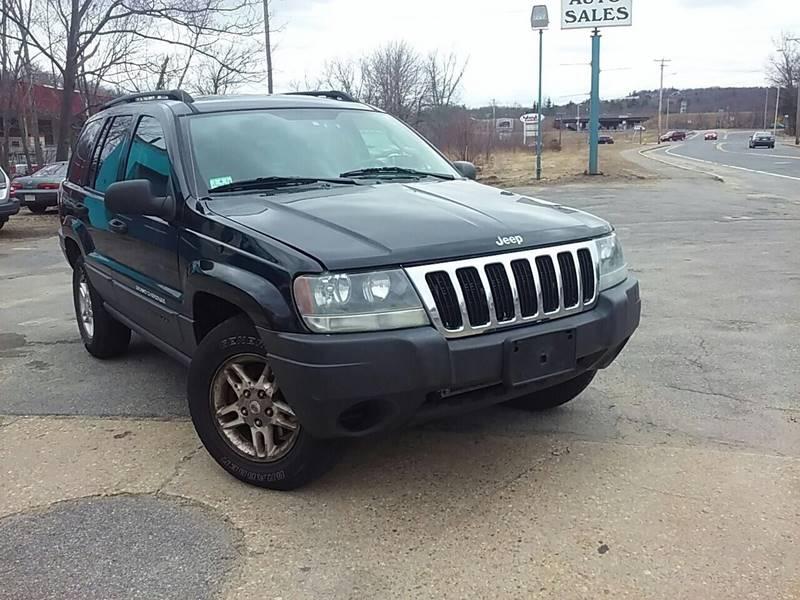 2004 Jeep Grand Cherokee Laredo In Springfield MA - Best Value Auto