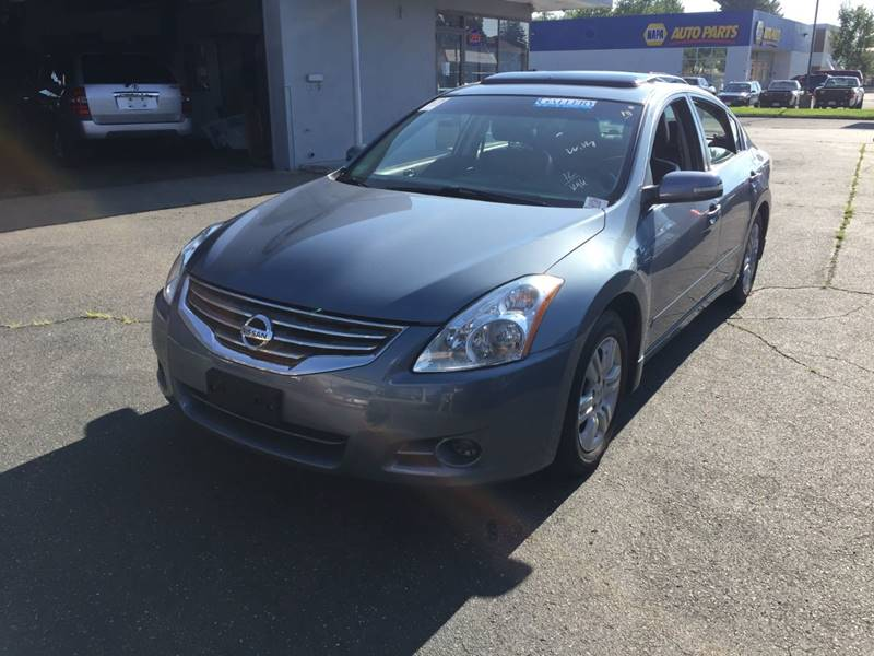 2012 Nissan Altima For Sale At Best Value Auto Service And Sales In  Springfield MA