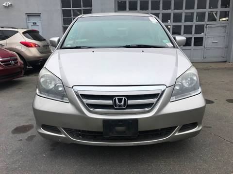 2007 Honda Odyssey for sale in Springfield, MA