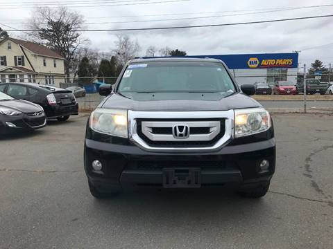 2011 Honda Pilot for sale in Springfield, MA