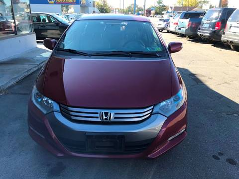2010 Honda Insight for sale in Springfield, MA