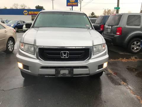 2011 Honda Ridgeline for sale in Springfield, MA