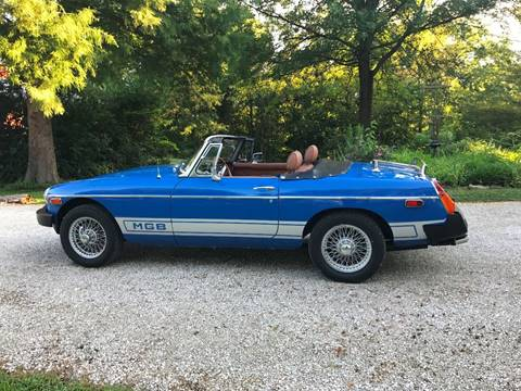 1977 MG MGB for sale in Labadie, MO