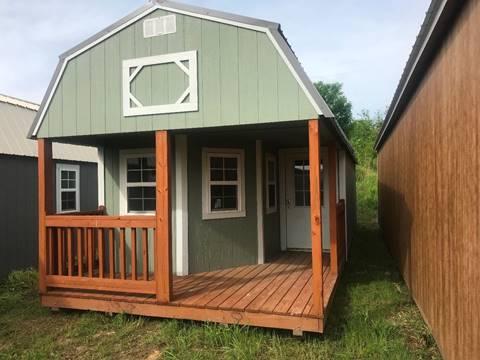 2019 EZ Portable Building 12x32 Deluxe Lofted Cabin for sale in Villa  Ridge, MO