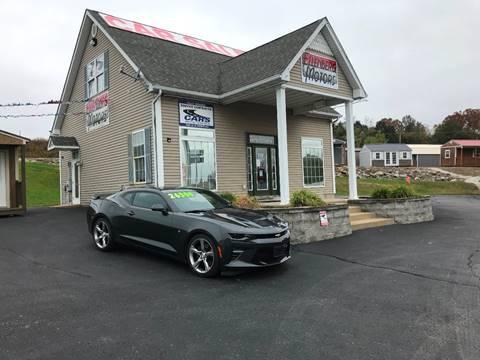 2018 Chevrolet Camaro for sale in Villa Ridge, MO