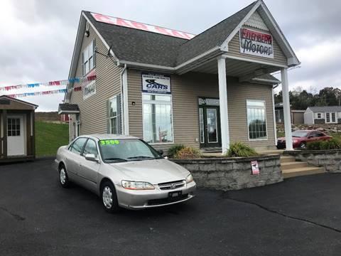 1999 Honda Accord for sale in Villa Ridge, MO