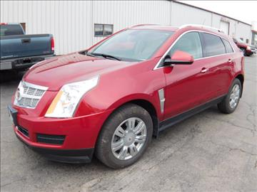 2012 Cadillac SRX for sale in Great Valley, NY