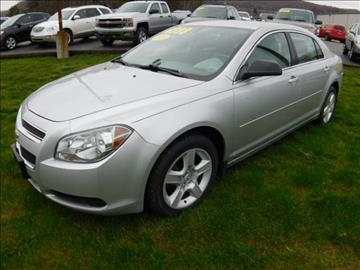2010 Chevrolet Malibu for sale in Great Valley, NY