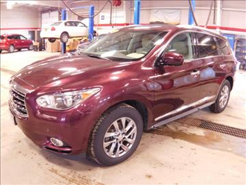 2013 Infiniti JX35 for sale in Great Valley, NY