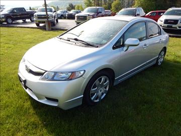 2010 Honda Civic for sale in Great Valley, NY