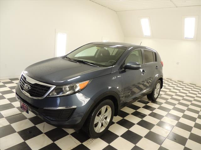 2013 Kia Sportage for sale at Ladys Auto Sales Inc in Manchester ME