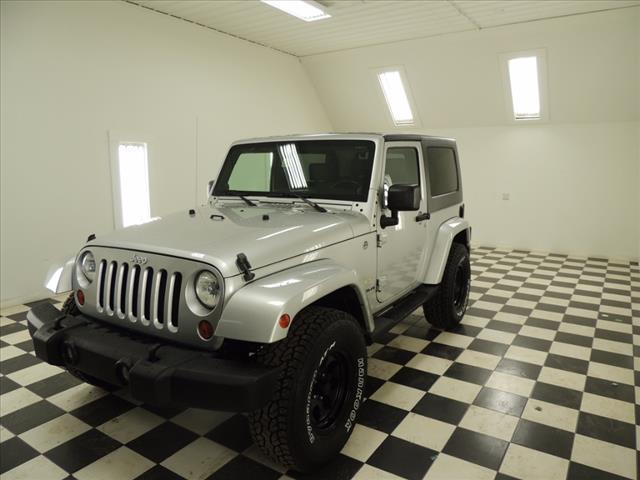 2008 Jeep Wrangler for sale at Ladys Auto Sales Inc in Manchester ME
