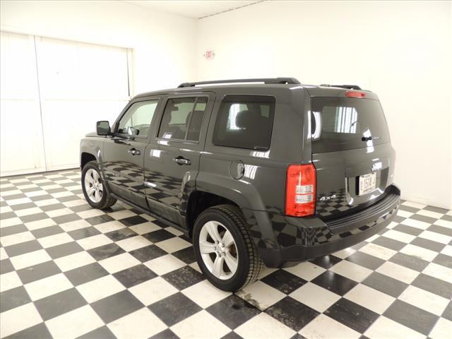 2011 Jeep Patriot for sale at Ladys Auto Sales Inc in Manchester ME