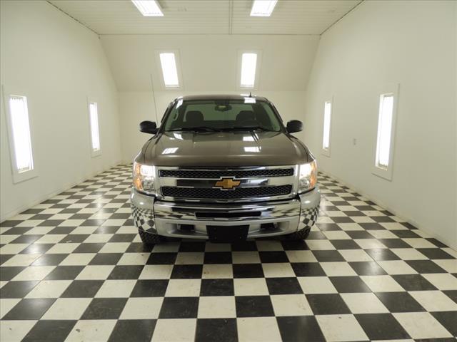 2013 Chevrolet Silverado 1500 for sale at Ladys Auto Sales Inc in Manchester ME