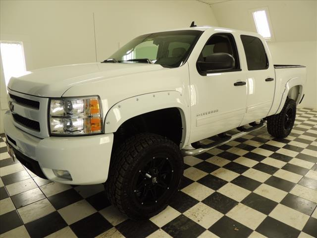 2011 Chevrolet Silverado 1500 for sale at Ladys Auto Sales Inc in Manchester ME