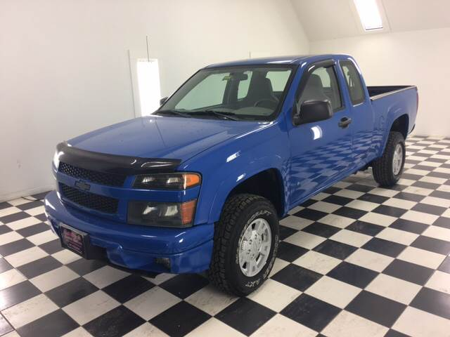 2008 Chevrolet Colorado for sale at Ladys Auto Sales Inc in Manchester ME