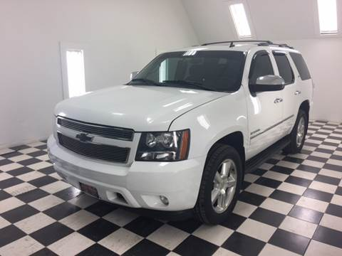 2009 Chevrolet Tahoe for sale at Ladys Auto Sales Inc in Manchester ME