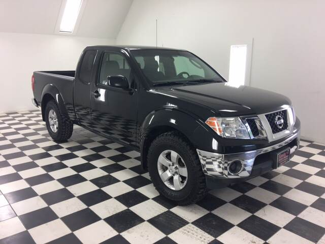 2009 Nissan Frontier for sale at Ladys Auto Sales Inc in Manchester ME