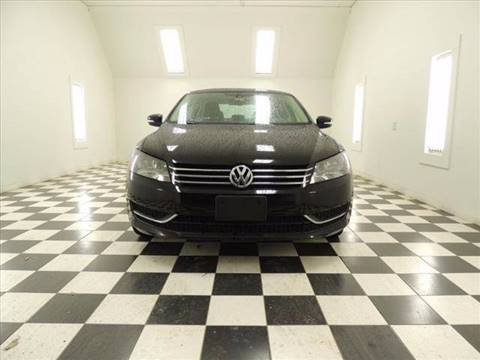 2014 Volkswagen Passat for sale at Ladys Auto Sales Inc in Manchester ME