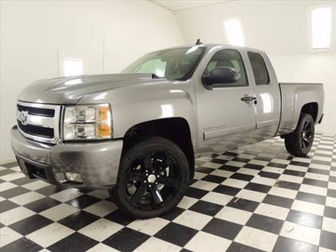 2008 Chevrolet Silverado 1500 for sale at Ladys Auto Sales Inc in Manchester ME