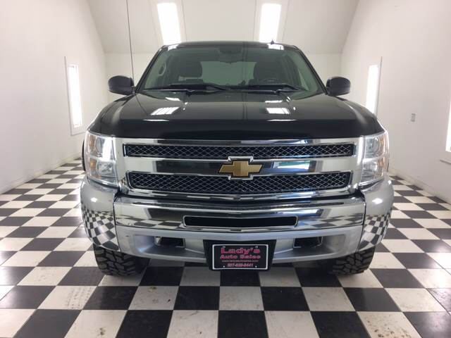 2013 Chevrolet Silverado 1500 for sale at Ladys Auto Sales Inc in Manchester ME